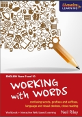 English Language workbook - Working with Words