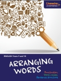 English Language Workbook - Arranging Words